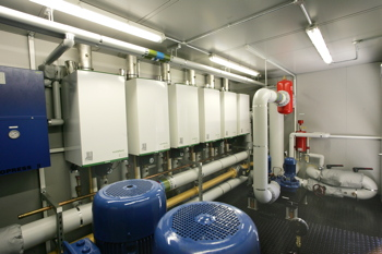 Stokvis Energy Systems, boilers, space heating