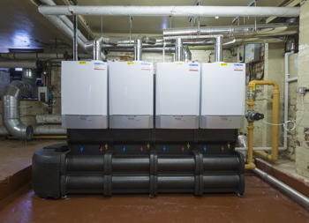Remeha, boiler sizing, boiler, space heating