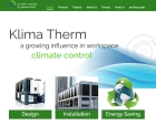 Klima-Therm, LH PLC, air conditioning, Chillers, Turbocor