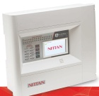 Nittan, fire alarm, fire panel