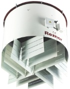 Reznor, part of Nortek Global HVAC (UK) Ltd a leading supplier of gas-fired warm -air heating and ventilation systems, has developed a range of destratification fans, which reverse the natural convection process, recirculating warm air at high level back to working level to provide a permanent reduction in roof-space temperature and uniform temperature distribution. For new buildings the energy savings of a correctly designed de-stratification system are calculated within the SBEM compliance software in order to achieve the carbon reductions required for Building Regulations approval.