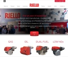 Riello, boilers, burners, space heating