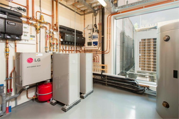 LG Air Conditioning, VRF, heat recovery, DHW, domestic hot water, energy efficiency