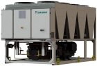 Daikin Applied, chiller, air conditioning, air cooled chiller
