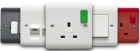 Crabtree,  Electrium, wiring accessories
