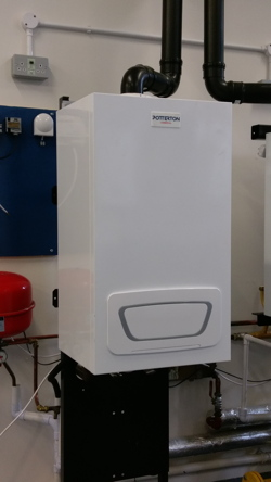 Potterton Commercial, boilers, DHW