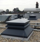 Gilberts, Blackpool, ventilation, natural ventilation