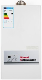 Rinnai, DHW, domestic hot water, continuous flow hot water