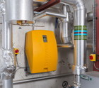 Spirotech, water treatment, degassing, dirt separation, Boilers, space heating