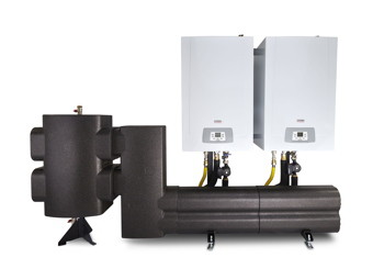 Potterton Commercial, cascade, Boilers, space heating