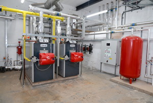 Ideal Commercial Boilers, Chris Caton, Imax Xtra, Walker Art Gallery