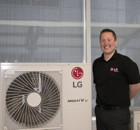 Wellbeing, Andrew Slater, Confort Cooling, Sensing, LG Air Conditioning