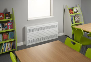 Steve Charles, installer, renewables, radiator, Jaga