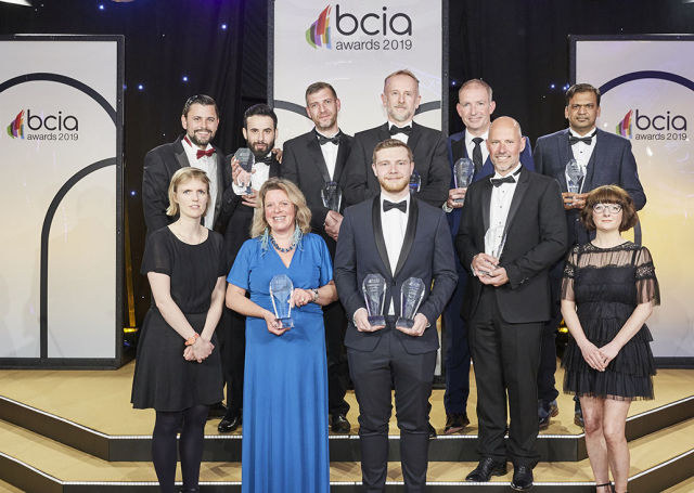 BCIA, Awards, Wendy Belfield
