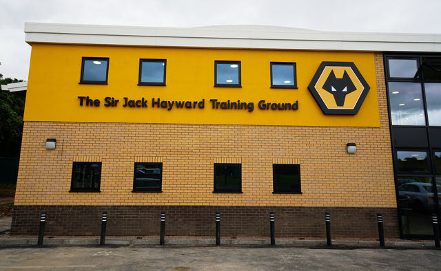 Paul Arnold, Remeha, Wolves FC, heating, Quinta Ace, Sir Jack Hayward Training Ground, boilers