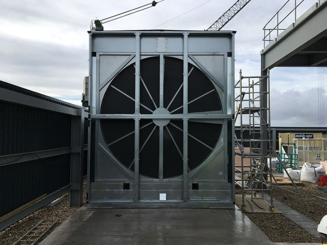 Barkell, Richard Gordon, Airedale, fans, AHUs, refurbishment AHU, upgrade, fan selection, energy efficiency
