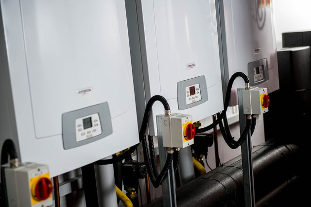 Potterton Commercial, Andy Green, Nox, emissions, energy efficiency, refurbishment, cleaning, retrofit, installation, commissioning, replace, heating
