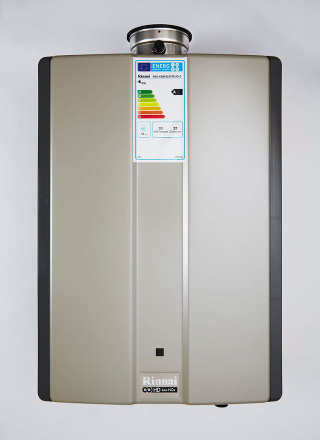 Rinnai, HDC 1200i, continuous flow, hot water, on-demand water heaters, refurbishment