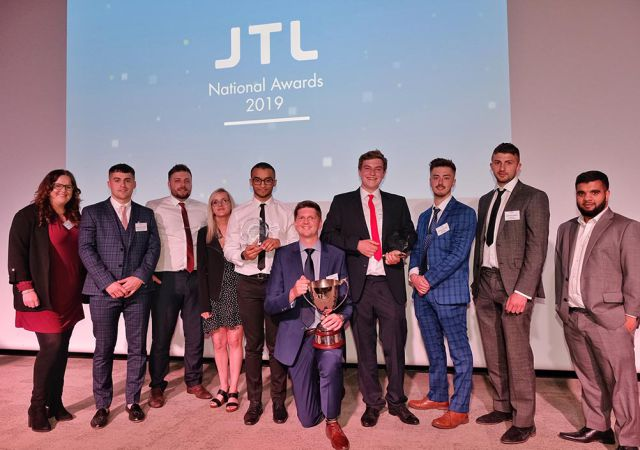 JTL, apprentices, JTL Apprentice Awards, training, electrical, electrician