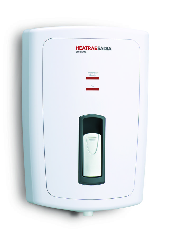Heatrae Sadia, Roy Marsden, hot water, water heating, Biomaster, office, comfort, efficiency