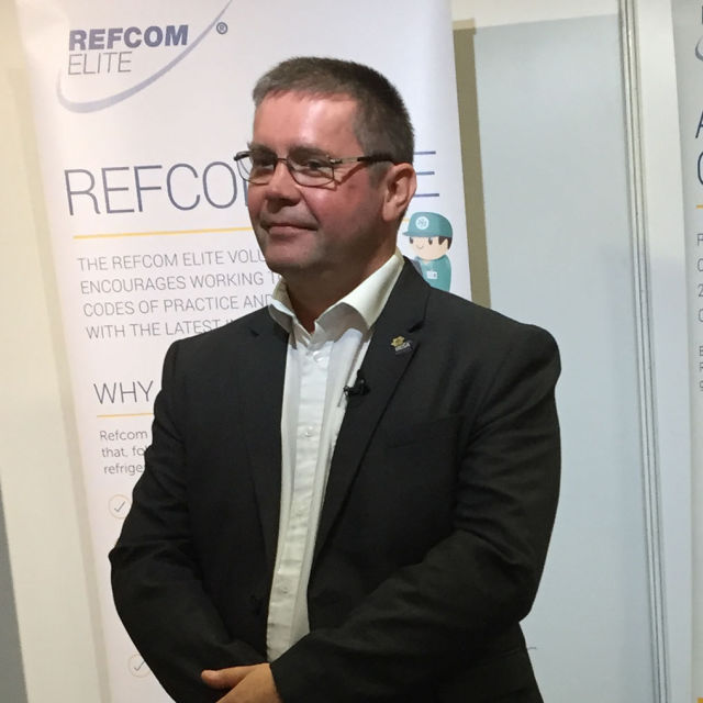REFCOM, Graeme Fox, World Refrigeration Day, ASHRAE, FETA, Russell Beattie