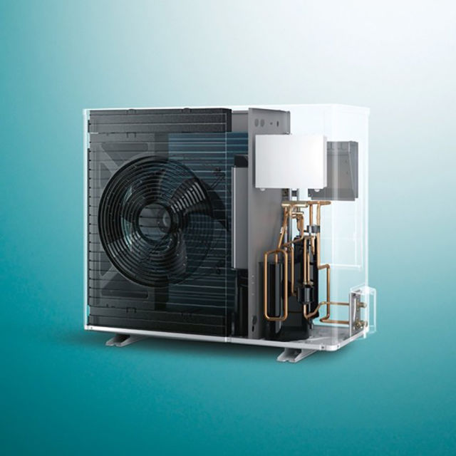 Vaillant, Craig Dolan, efficiency, heating, hot water, Future of Heating, heat pumps, AroTherm