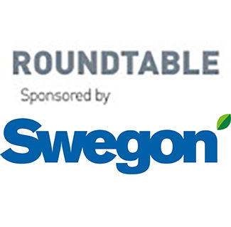 Round table, Swegon, smart buildings, productivity, wellbeing, smart kit, design, installation, operation