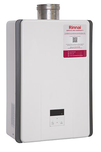 Rinnai, 11i, continuous flow heater, multipoint water heater