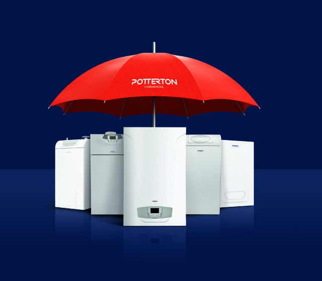 Potterton, warranty, gas boilers, commissioning, contractors, Nick Rees