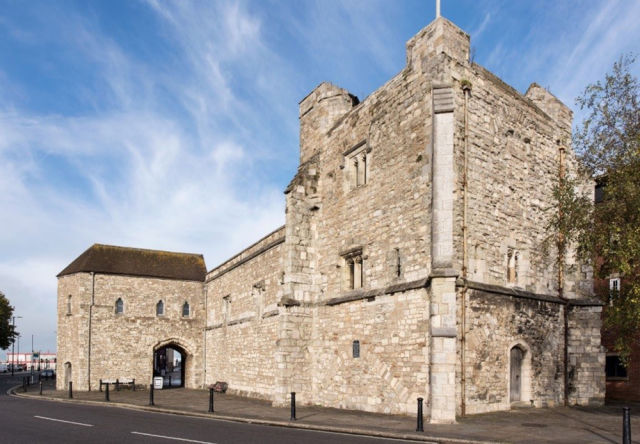 Dunham-Bush, historic buildings, refurbishment, God's House Tower, Southampton, heat emitters