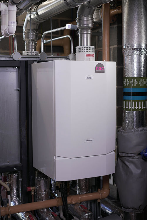 Charlie Mowbray, Ideal Commercial, boilers, high demand, hospitals, heating, hot water