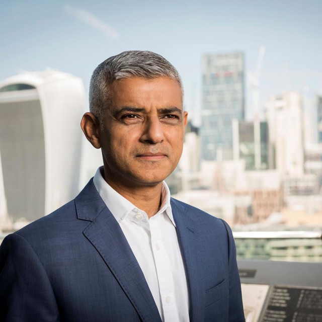 Sadiq Khan, London, heating, decarbonising heating