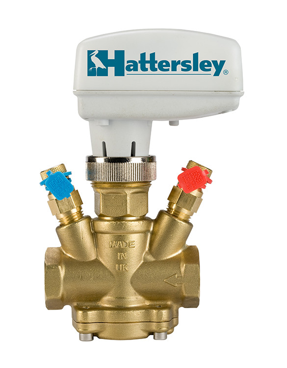 PICVs, Hattersley, Neil Gibson, valves