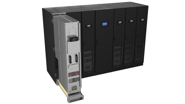 ABB, UPS, uninterruptible power supply, data centres, software