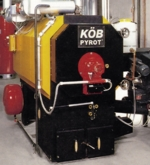 KOB wood burning boilers