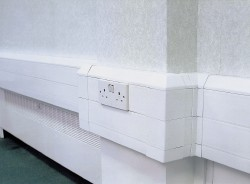 wall trunking