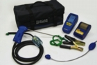 Telegan, flue gas analyser