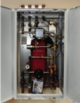 Frese, space heating, DHW, domestic hot water, heat interface unit