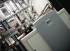 MHS Boilers, heat pump