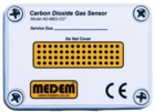 Medem, CO2 monitoring, control, ventilation