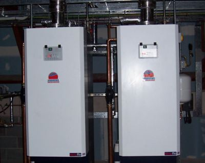 Andrews Water Heaters, Potterton Commercial, DHW, domestic hot water, legionella, Legionnaires' Disease