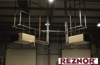 Reznor, space heating, condensing air heater