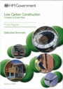 Paul Morrell, low carbon construction