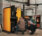Euroheat, biomass boiler, training
