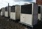 Sanyo, heat pump, chiller, air conditioning