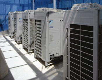 Daikin, VRV, VRF, air conditioning