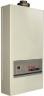 Rinnai, domestic hot water, DHW, water heater
