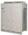 Air conditioning, Daikin, heat recovery, DHW