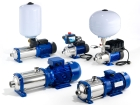 Xylem, multi-stage pump