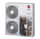 LG, heat pump, air to water, renewable energy, space heating